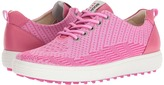 Ecco Casual Hybrid Knit Women's Golf Shoes