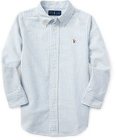Ralph Lauren 2-7 Striped Cotton Oxford Shirt