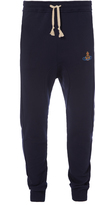 Vivienne Westwood Skinny Sweatpants Navy Size S