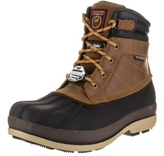 Skechers Robards - Alberton Slip Resistant Insulated Snow Boots (Women's)
