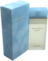 Dolce & Gabbana Women's Light Blue 1.7Oz Eau De Toilette Spray