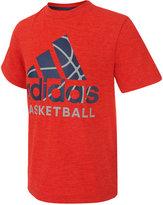 adidas Graphic-Print Performance T-Shirt, Toddler Boys (2T-5T) & Little Boys (2-7)