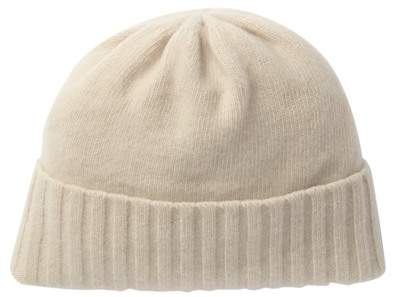 8d76a27f5f9de Ivory Knit Hat - ShopStyle