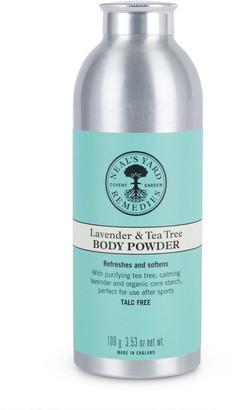 Neal's Yard Remedies Lavender & Tea Tree Body Powder 100G