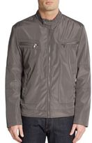 Kenneth Cole Reaction Zip-Front Jacket