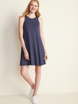 Old Navy Sleeveless Jersey Swing Dress for Women