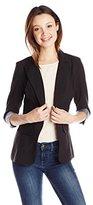 Amy Byer A. Byer Junior's One-Button Blazer