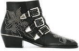 Chloé Susanna ankle boots - women - Leather/metal - 39.5