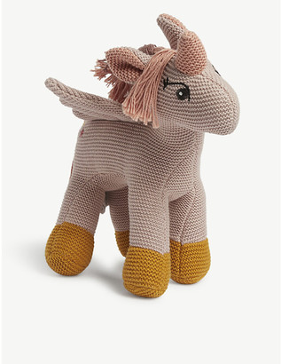 Nancy unicorn knitted unicorn bag