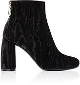 Stella McCartney Women's Back-Zip Ankle Boots-BLACK
