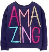 Gymboree Amazing Pullover