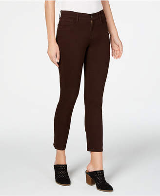 Style&Co. Style & Co Petite Tummy-Control Skinny Jeans
