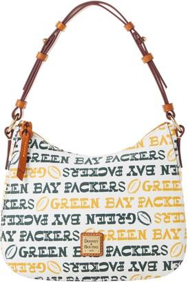 Dooney & Bourke NFL Packers Small Kiley Hobo