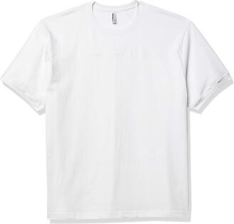 American Apparel Men's Heavy Jersey Short Sleeve Practice Top