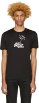 Dolce & Gabbana Black Palm Tree T-Shirt