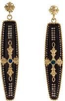 Armenta Opal & Diamond Drop Earrings