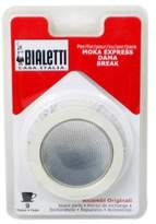 Bialetti Replacement Gaskets and Filter Set