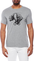 Levi's Commuter Bear Graphic T-Shirt