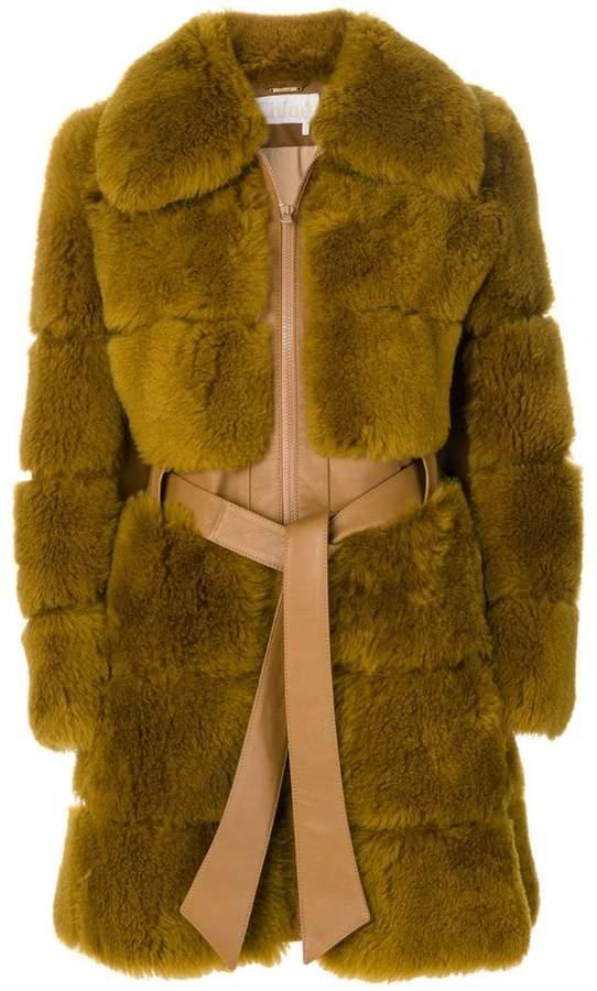 Chloé fur coat