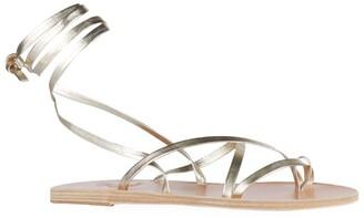 Ancient Greek Sandals Leather Morfi Sandals