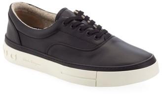 Salvatore Ferragamo Ripley 2 Leather Sneakers