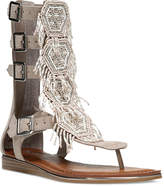Carlos by Carlos Santana Taos Beaded Gladiator Sandals
