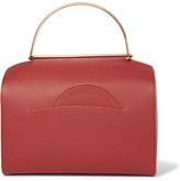 Roksanda Bag 1 Textured-leather Tote - Brick