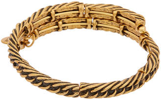 Alex and Ani Gold Wrap Bracelet