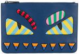 Fendi Bag Bugs wallet - unisex - Leather - One Size