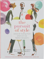 Abrams Books The Pursuit of Style: Advice & Musings From America's Top Fashion Designers