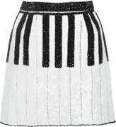 Dolce & Gabbana short piano skirt