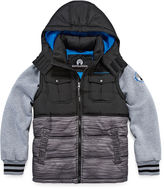 Weatherproof Long-Sleeve Vest - Boys 8-20