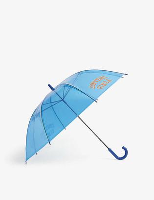 The Conveni College logo-print umbrella