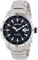 Sector Men's R3253575003 Racing 850 Analog Stainless Steel Watch