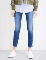 Closed Pusher skinny high-rise jeans