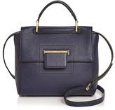 Furla Artesia Top Handle Small Leather Satchel