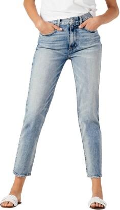 Modern American Mercer High Waist Ankle Jeans