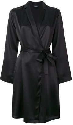 La Perla Silk Silk Short Robe