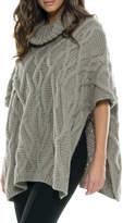 Elan International Short Sleeve Poncho