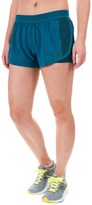 New Balance Mixed Media Shorts - Built-In Shorts (For Women)