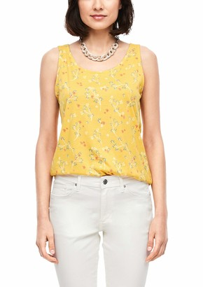 S'Oliver Women's 120.12.006.12.102.2039158 Cami Shirt