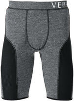 Versace skinny bermuda boxer shorts - men - Polyamide/Polyester/Spandex/Elastane - 4