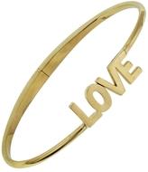 Jennifer Meyer Love Hinge Bangle Bracelet