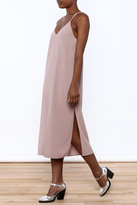 Babel Fair Midi Slip Dress