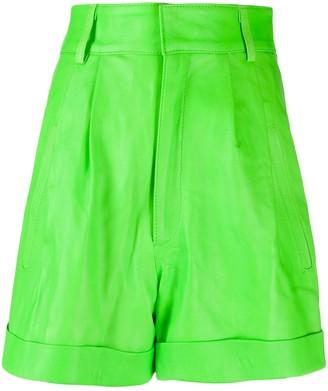 Manokhi High-Waisted Oversized Shorts