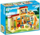 Playmobil 5567 City Life Sunshine Preschool with Functional Blackboard and Clock Hands