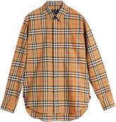 Burberry Rainbow vintage check shirt