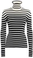 MSGM Turtlenecks Striped