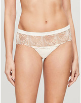 Simone Perele Nuance Shorty stretch-jersey brief