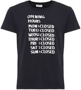 Closed Opening Hours T-shirt